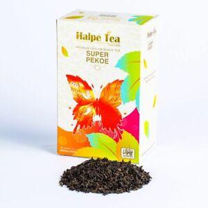 Halpe tea, Super Pekoe Loose Tea 250g x 06 packs