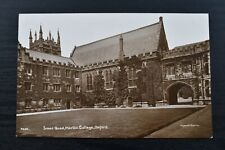 More details for postcard inner quad merton college oxford university oxfordshire unposted photo