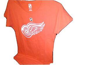 Detroit Red Wings Girls T-shirt Large 14