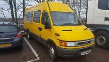 Camper Van Motor Home Caravan Iveco Minibus Conversion 2.8L 6 Speed Diesel