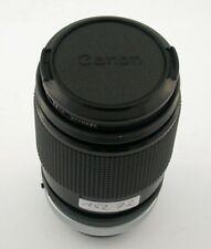 CANON FD S.C. 2,5/135 135 135mm F2,5 2,5 prime lens adaptable MFT NEX A7 top /19
