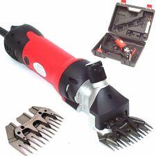 55428 Schaf Schermaschine 450W + Ersatzmesser elektr. Schafschermaschine Schere