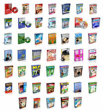 47 - Self Improvement Audiobooks With Full Resale Resell Rights MP3/DVD