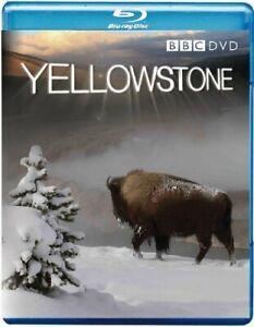 Yellowstone [Blu-ray] [Region Free] [DVD][Region 2]