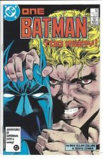 BATMAN #403 1986 JOKER & TWO-FACE