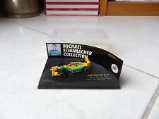 Benetton Ford B193 Michael Schumacher Estoril #8 Minichamps 1/87 F1 Edition 87 1