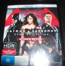 Batman Vs Superman Dawn of Justice (Aust Region B) 4K ULTRA HD + BLURAY – New