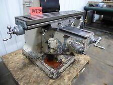 Used King Midas Vertical Milling Machine Misc Equipment