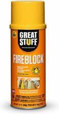 Great Stuff Fireblock 12 Oz Insulating Foam Sealant Brand New Free Shipping