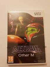 Metroid Other M NINTENDO Wii Pal EUR incluyendo ESPAÑOL Nuevo y Sellado