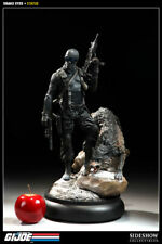 G.I. Joe Snake Eyes and Timber Polystone Statue by Sideshow Collectibles Prime 1