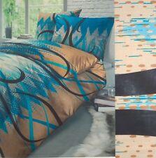 Schiesser Satin Bettwäsche Set 135x200 cm  & 80x80 cm