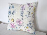 "Laura Ashley Wild Meadow  Fabric 16"" Cushion Cover"