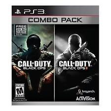 Call of Duty: Black Ops Combo Pack - PlayStation 3 Game PS3