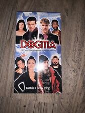 Dogma (VHS, 2000, Closed Captioned)