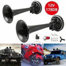 air double trompette Klaxon 12V compresseur 178dB voiture camion Air Horn Corne
