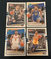 2020-21 Donruss Basketball 1-250,Inserts &Rookies, Luka! You Pick BUY 4 GET 4!🔥