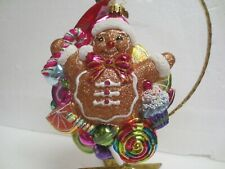 """Radko'S """"Popping Out Surprise """" Ornament"""