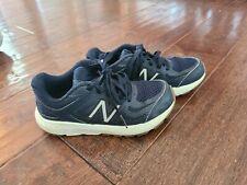 Boys Navy New Balance Size 12