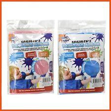 24 X Kids Art Smock Waterproof 76x68cm Kids Protective Paint Apron Splatter Clay