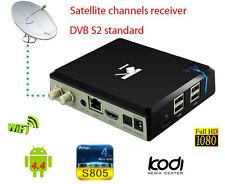 ^mt Smart box TV KI Android 4.4 Receiver DVB S2 Satellite Full-HD Kodi xbmc wifi