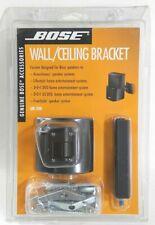 Bose UB-20W Wall / Ceiling Speaker Mounting Bracket White Single NEW