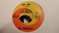 The Tren-Dells 45 Nite Owl/Hully Gully Jones Capitol 4852 Garage Frat Rock