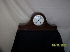 New Haven Conn., Antique New Haven Tambour Mantle Clock