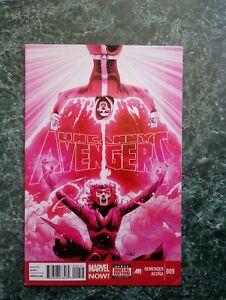 Uncanny Avengers #9 (2012 series) VF COND (Marvel comics)