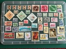Hungary Stamps-unchecked collection