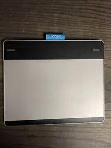 Wacom Intuos Creative Pen & Touch Small Tablet - Silver (CTH-480) NO PEN !