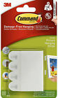 3M Command Strips Self Adhesive Picture Frame Hanging Strips SMALL MEDIUM LARGE