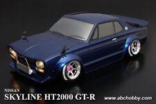 ABC-Hobby Nissan Skyline HT 2000 GT- R(KPGC10)Karosserie-Set 1:10 200mm (66163)