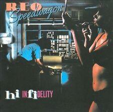 Hi Infidelity [30th Anniversary Edition] by REO Speedwagon (CD, Jul-2011, 2 Discs, Epic)
