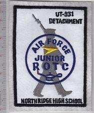 ROTC Utah Northridge High School 931st Battalion Air Force Junior Reserve Office