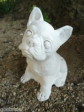 Bull terrier / chihuahua / French Bulldog latex mold with plastic backup