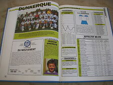 FOOTBALL COUPURE LIVRE PHOTO MRBT16 20x10 D2 GrA USL DUNKERQUE 1988/1989