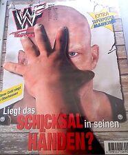 WWF WWE Magazin 5/99 5/1999 deutsche Ausgabe
