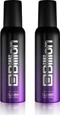 Billion Classic Oriental Body Spray - For Men  (300 ml, Pack of 2)