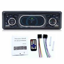1-Din Bluetooth Stereo Car In-Dash MP3 Player Radio Support USB / TF / AUX I9R6
