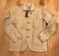 Polo Ralph Lauren Vintage Canvas Field Chore Workwear Jacket French rrl $395