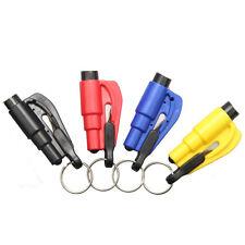 Mini Key Ring window breaker emergency escape rescue tool car safety hamme HOT