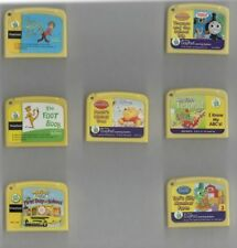 LeapFrog My First LeapPad Game Cartridge Lot (7 Cartridges)