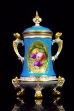 Antique Original Porcelain/China Date-Lined Ceramic Vases