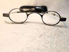 1813 GEORGIAN SIGNED SOLID SILVER RARE ENGLISH SPECTACLES IN GREAT CONDITION!
