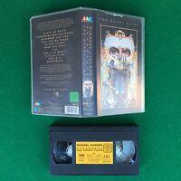 PAL/VHS Music - MICHAEL JACKSON DANGEROUS - THE SHORT FILMS (1993) 491642