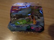 Lego Friends Building Toy 31 Pieces Ages 5-12 Girl with Speed Boat New