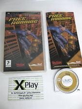 PSP Free Running Buen estado Pal España Completo Envio combinable