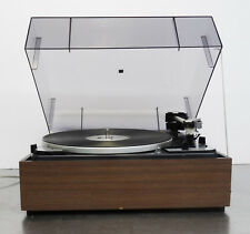 VINTAGE HIFI TURNTABLE-Record Player CS 10-Dual 1010 giradischi
