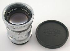 ROBOT Schneider Tele-Xenar 3,8/75 75 75mm f3, 8 Big Lens 26mm grande lente RARE!
